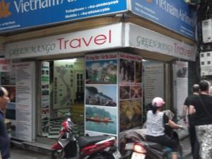 Green Mango Travel Hanoi Vietnam