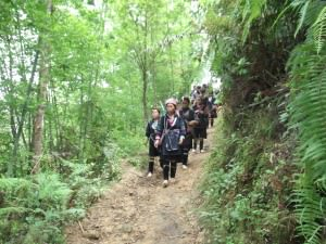 Hiking in Sapa Vietnam a lifestyle of travel