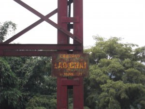Lao Chai Vietnam on the Sapa hike mountain village
