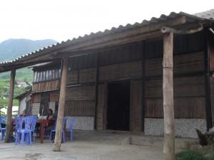 Homestay in Ta Van on Sapa hike Vietnam