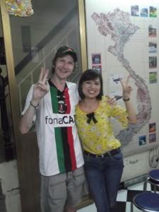 Travel Agents in Hanoi Vietnam dont stop living