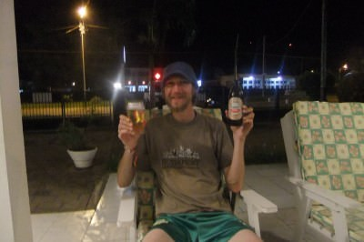 Parbo beer in Paramaribo by Jonny Blair a lifestyle of travel
