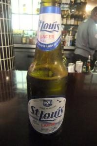 St. Louis Beer Gaborone Botswana