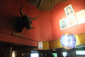 bull and bush pub jonny blair in botswana a lifestyle of travel
