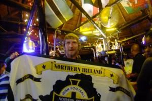 Jonny Blair travel blog northern Irishman in Gaborone