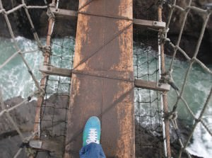Crossing the carrick a rede rope bridge antrim coast a lifestyle of travel