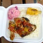 casco antiguo barbecued food panama city