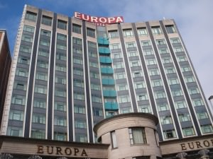 Europa Hotel in Belfast Northern Ireland a lifestyle of travel