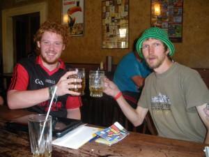 Highest Irish pub in the world Wild Rover La Paz Bolivia