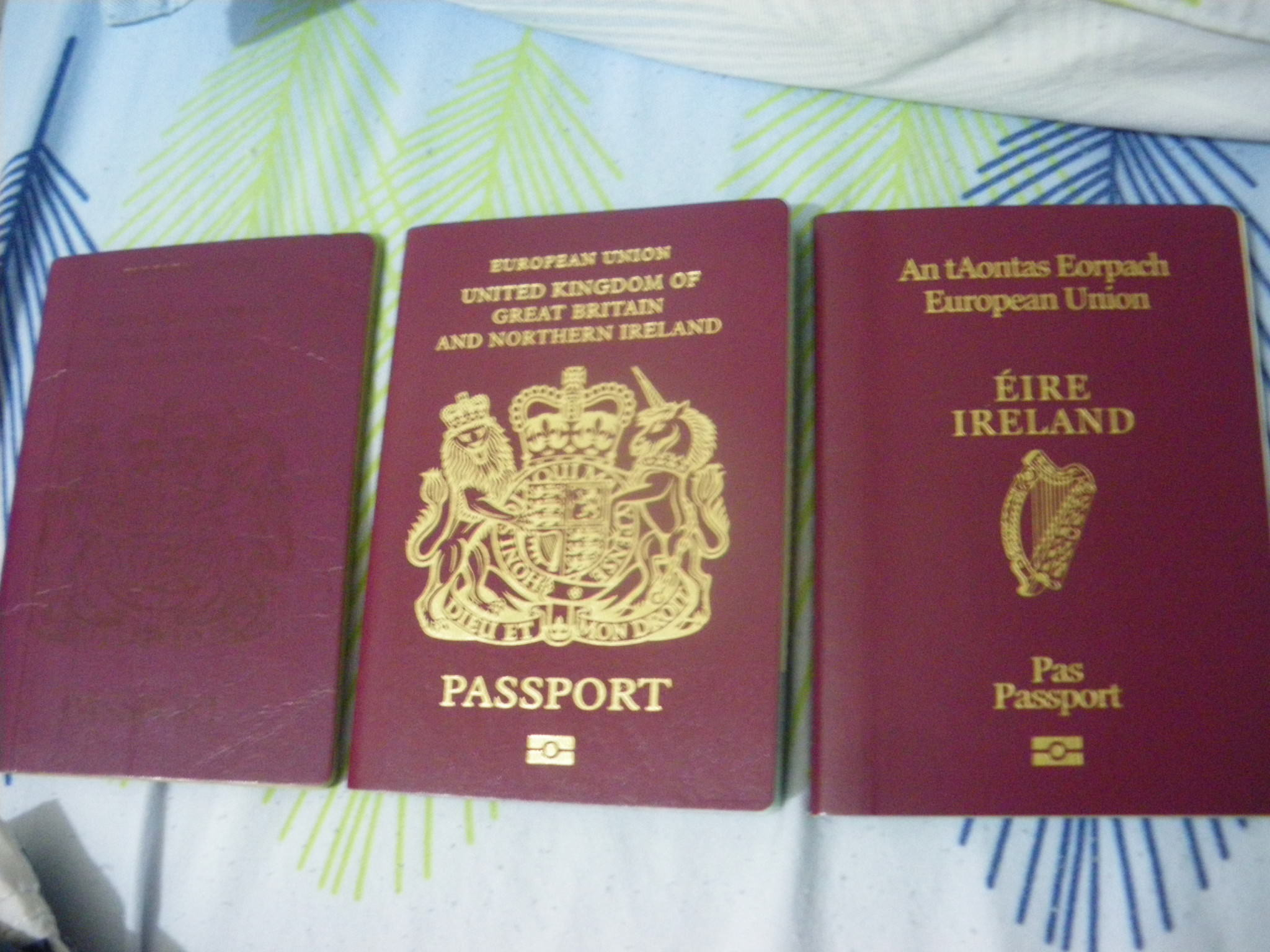 Tuesday's Travel Essentials: Photocopies of Passports