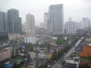 free view of bangkok thailand