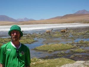 Laguna Canapa Bolivia Jonny Blair