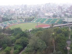 Baseball Stadium in Chiayi Taiwan