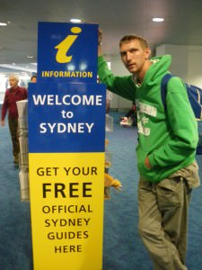 Getting an Australian Working Holiday Visa