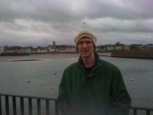 Jonny Blair at Donaghadee Northern Ireland