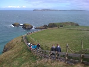 Carrick a rede rope bridge north antrim coast jonny blair travel blog northern ireland