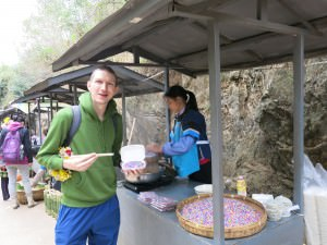 Sweet coloured chinese rice in Yunnan Jonny Blair a lifestyle of travel