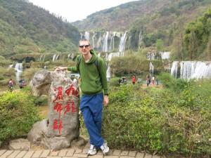 Shenlong Waterfalls Jiulong China a lifestyle of travel