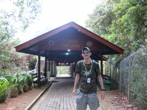 Timpohon Gate Mount Kinabalu
