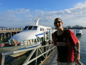 Getting from Kota Kinabalu to Brunei