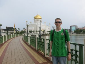 Backpacking in Bandar Seri Begawan Brunei