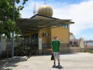 Labuan Mosque Malaysia Borneo a lifestyle of travel