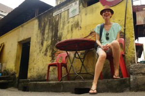 Interview with Audrey That Backpacker on Dont Stop Living