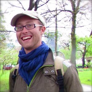 World Traveller Sam from London on Dont Stop Living