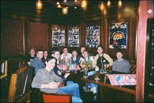 drunk in sailors bar berlin