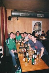 drinking in Berlin
