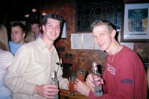john drinks piss for children in need