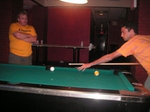 pool competition in NYC