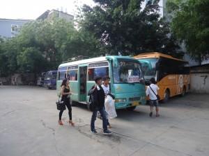 nansha bus station yunnan china