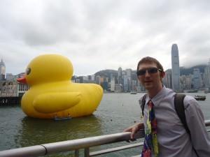 duck at kowloon hong kong