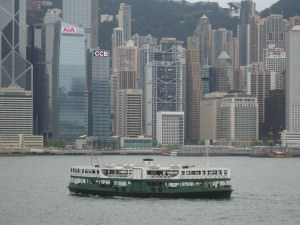 star ferry hong kong tsim sha tsui