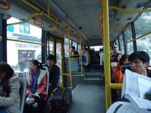 local bus in suzhou to venice of the east china