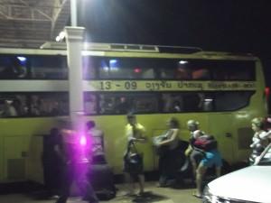 night bus vientiane to pakse