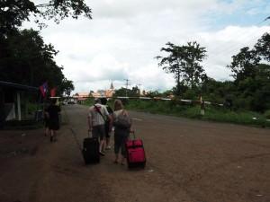 cambodia to laos