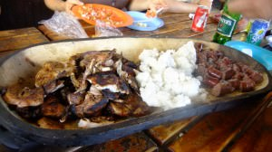 swaziland barbecue lunch