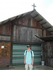 church in ta van vietnam