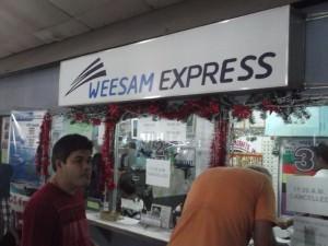 weesam express philippines