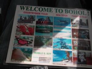 bohol tour philippines