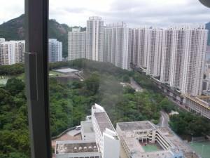 Lam Tin view Hong Kong