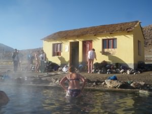 hot springs in bolivia
