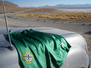 green northern ireland shorts in bolivia