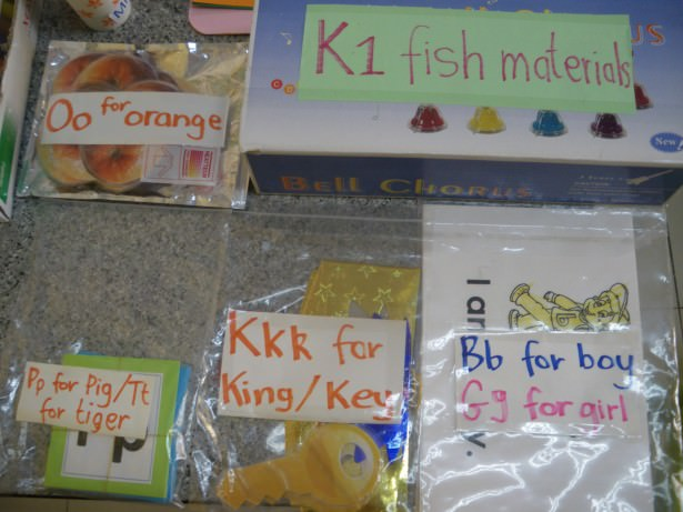 teaching materials in Hong Kong