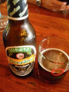 beerlao dark bottle