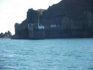 Sark Channel Isles border control