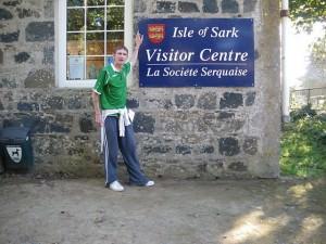 Sark channel islands visitor centre