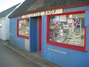 the little shop on Sark